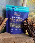 F4D Sea Jerky FishTwists 100g