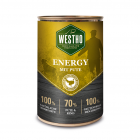 WESTHO Nassfutter Energy mit Pute 400g